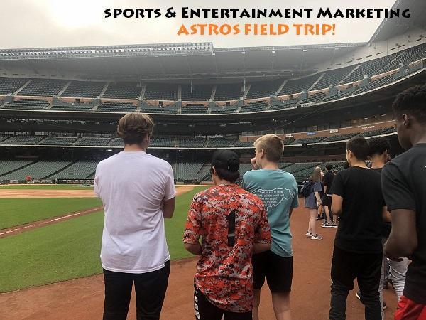 Sports & Entertainment Marketing visit Minute Maid