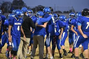 Moffett Wildcat Football Team
