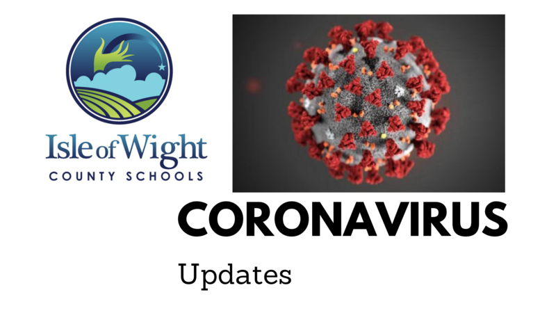 Isle of Wight County Coronavirus Update
