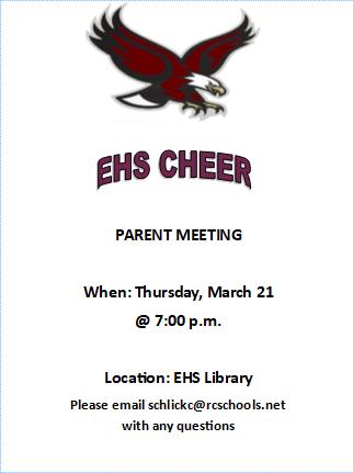 EHS Cheer