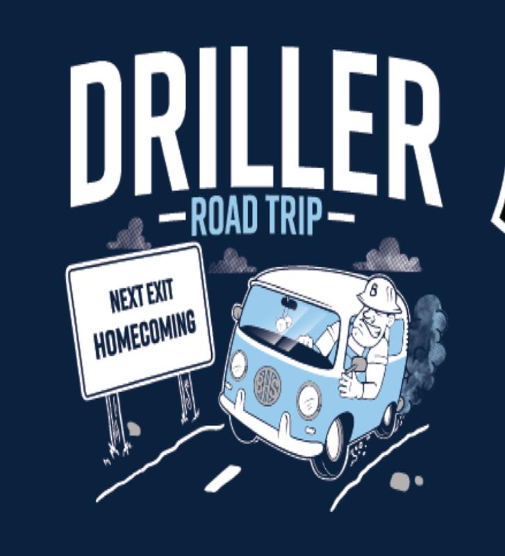 Homecoming Shirt Order Form Thumbnail Image