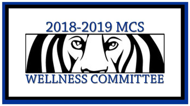 Moscow Charter School 2018-2019 Wellness Committee