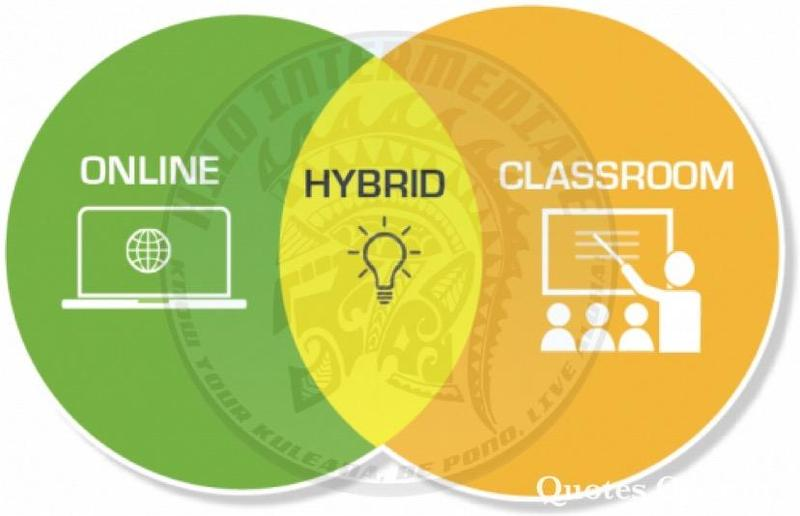 Hybrid Learning with Hilo Intermediate School Featured Photo