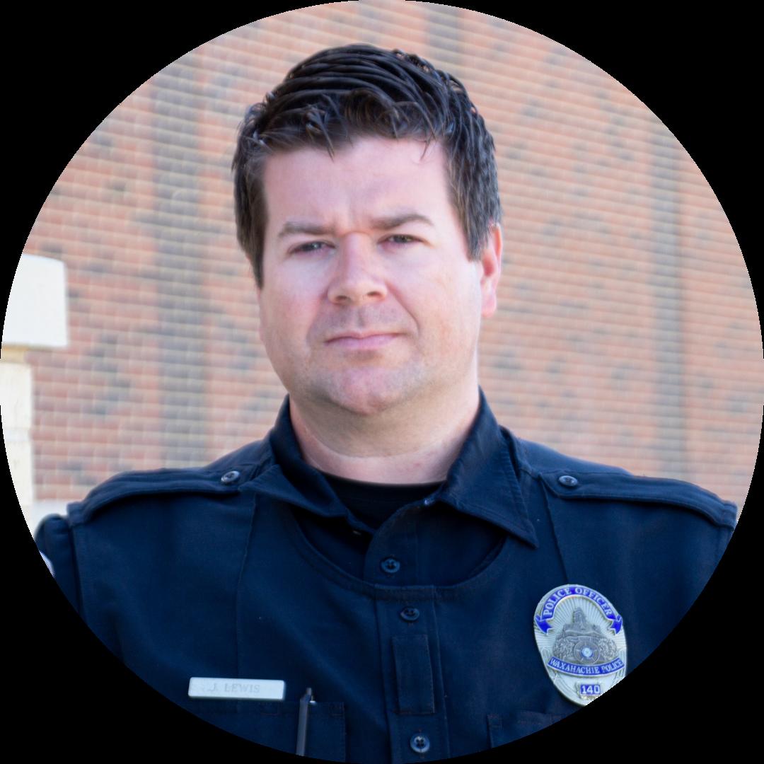 officer lewis headshot