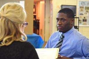 Natchez High Senior-Mock Interviews