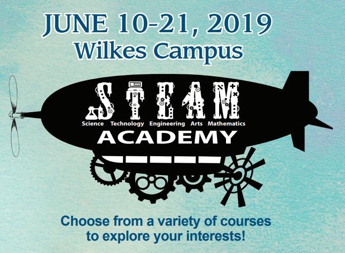 WCC STEAM Academy Thumbnail Image