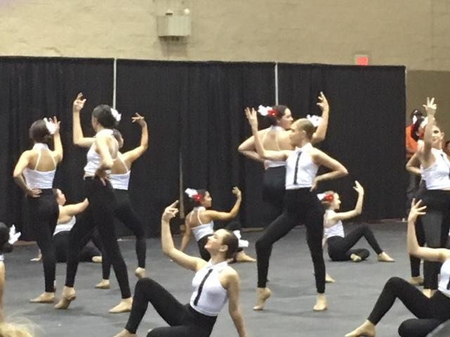 CHMS Dance