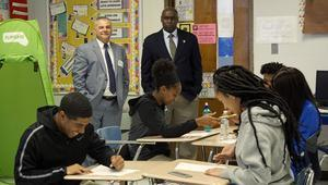 Council for A Better Louisiana Visits West St. John High to Learn from School's Success Thumbnail Image