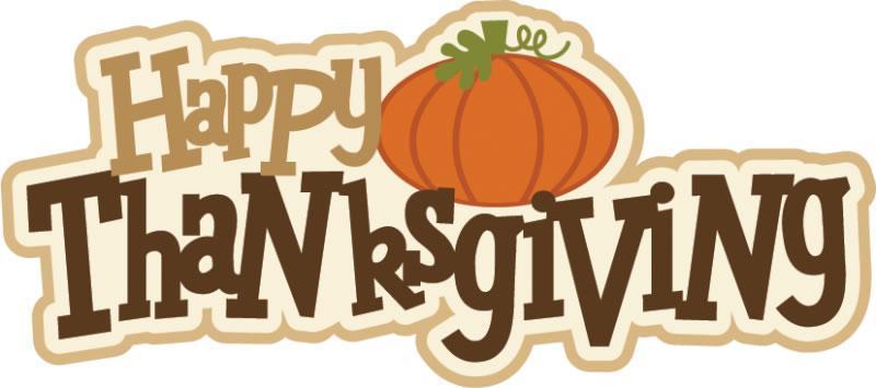 Thanksgiving Holidays Thumbnail Image