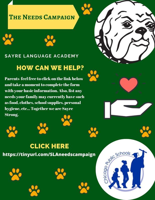How can we help? - Sayre Needs Campaign Featured Photo