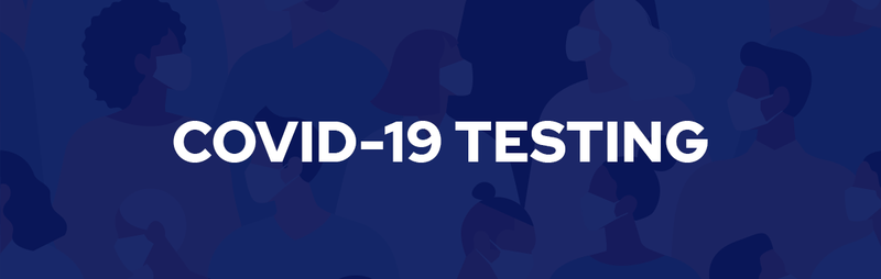 Flyer for COVID-19 Testing