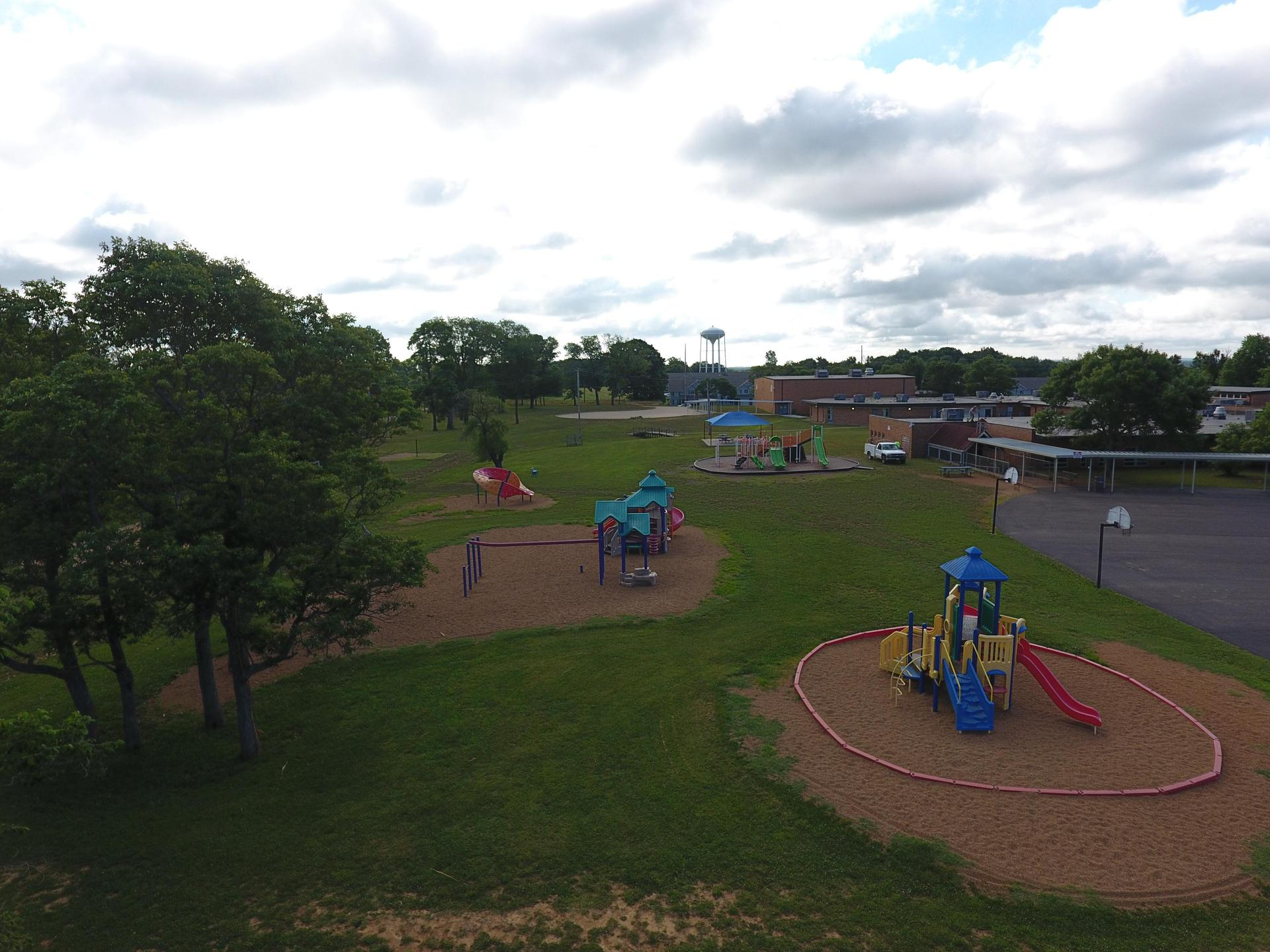Jefferson Elementary Playground