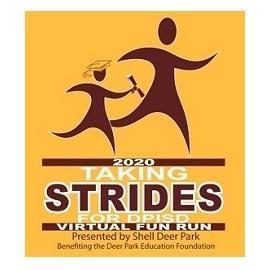 Strides for Schools logo