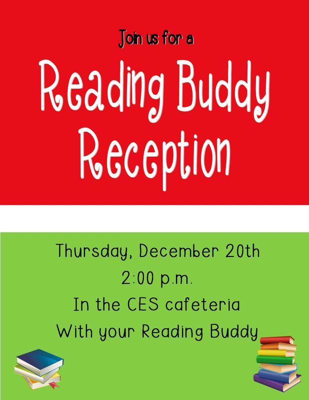 Reading Buddy Reception