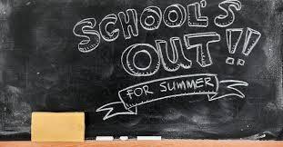 Summer Break. School Resumes 8/15/19 Featured Photo