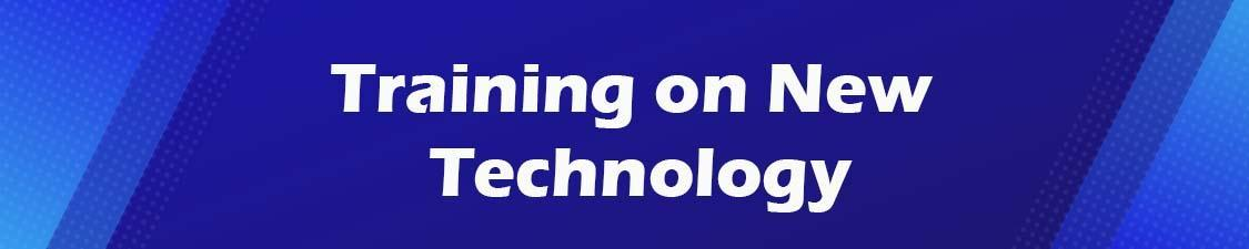 New Technology Training