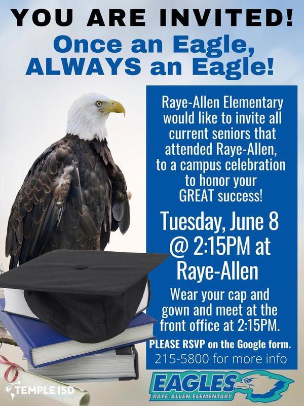 Raye-Allen Senior Walk Featured Photo