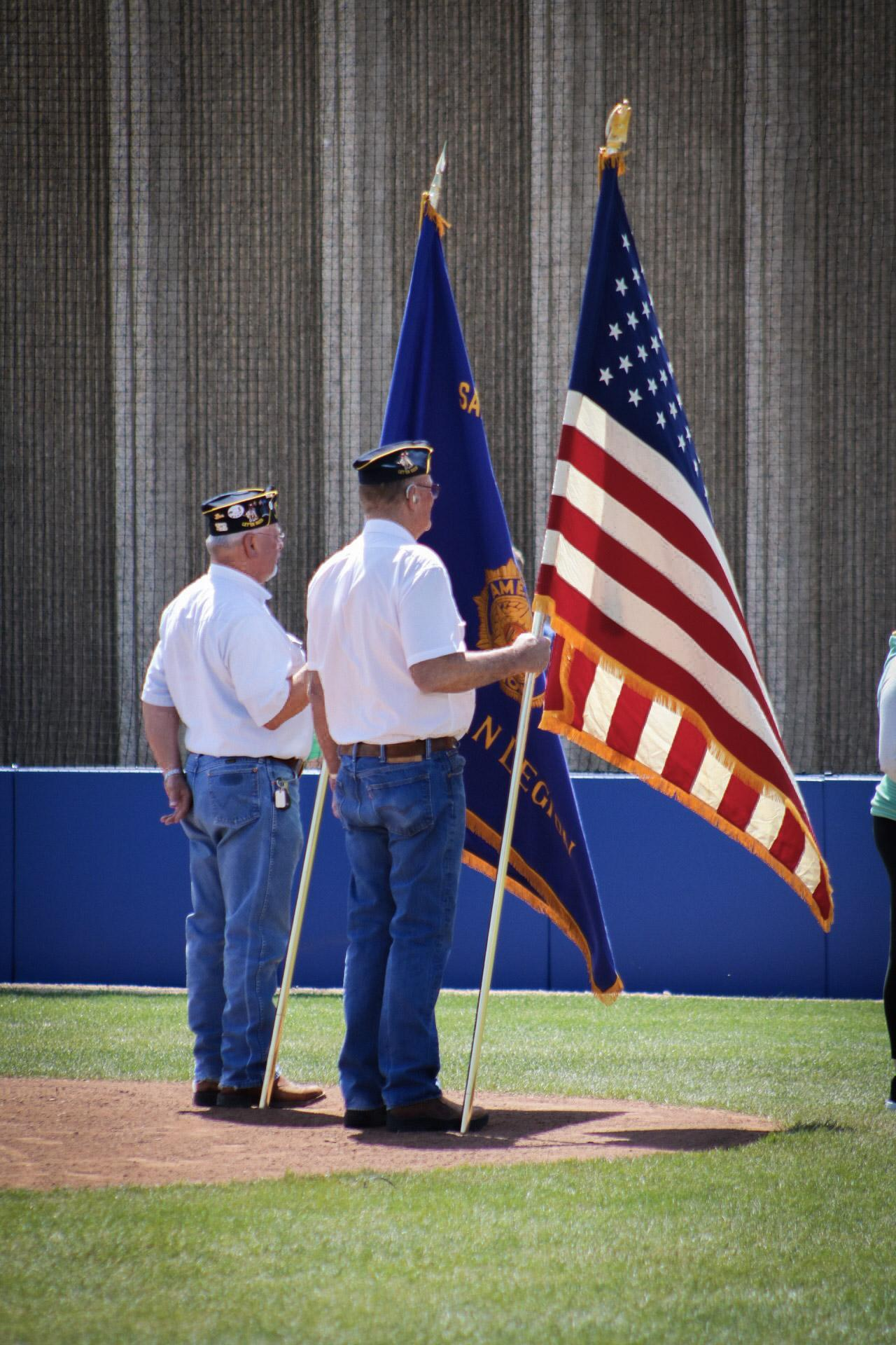 Samuel Mares American Legion