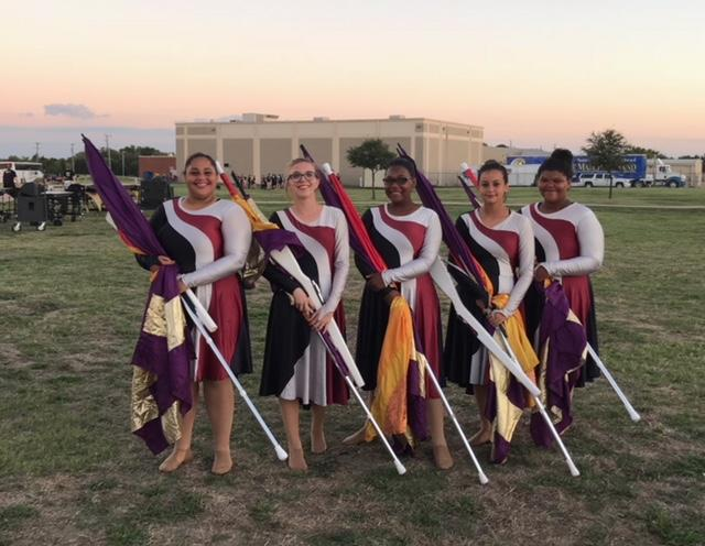 Color Guard 2018