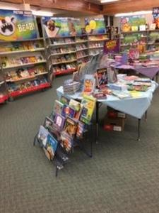 This is a photo of the book fair.