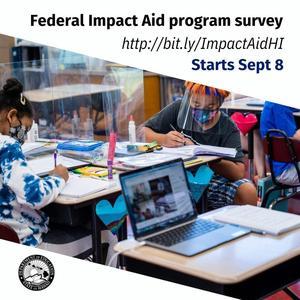 Federal Impact Aid survey image