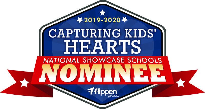 CKH national showcase school nominee logo