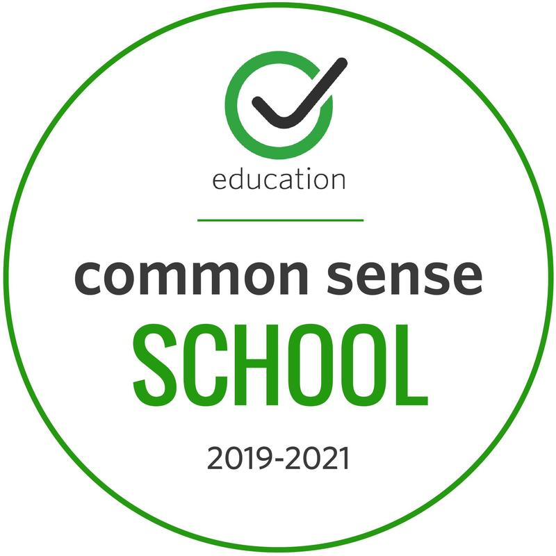 BVMS Recognized As a Common Sense Certified School For Digital Citizenship Featured Photo