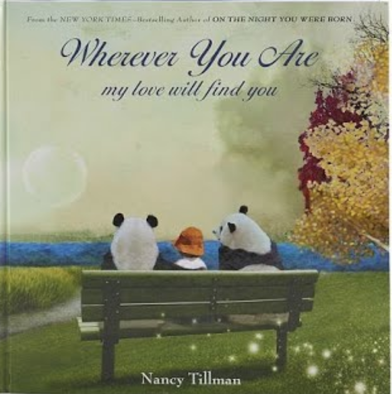 Wherever you are Book Cover