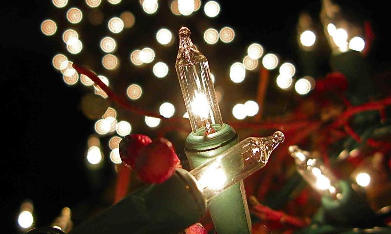 Christmas Light Parade Thumbnail Image