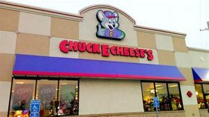 Chuck E. Cheese Restaurant