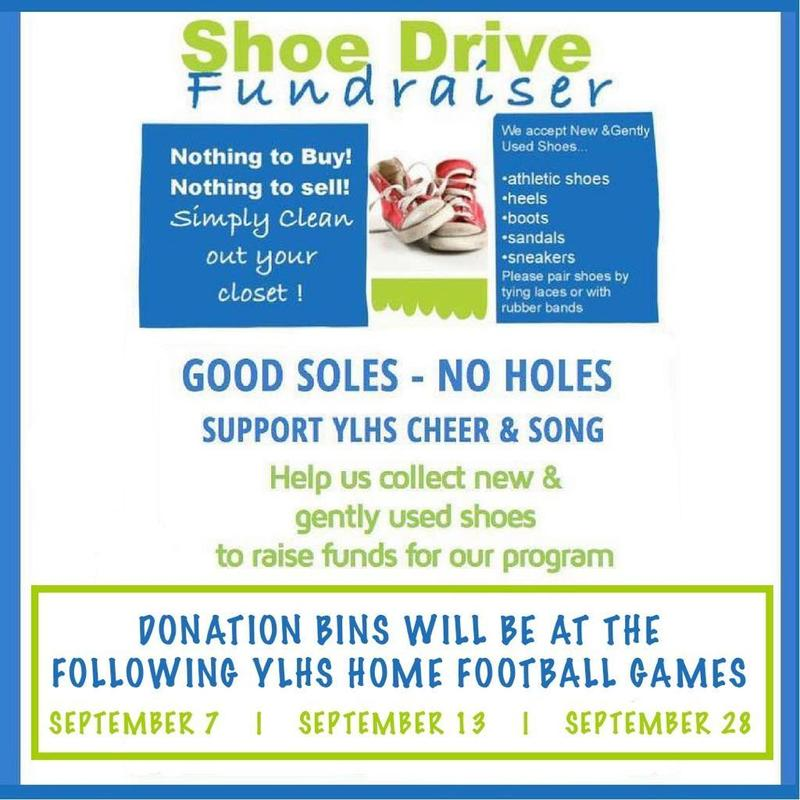 EDHS Shoe Drive Info