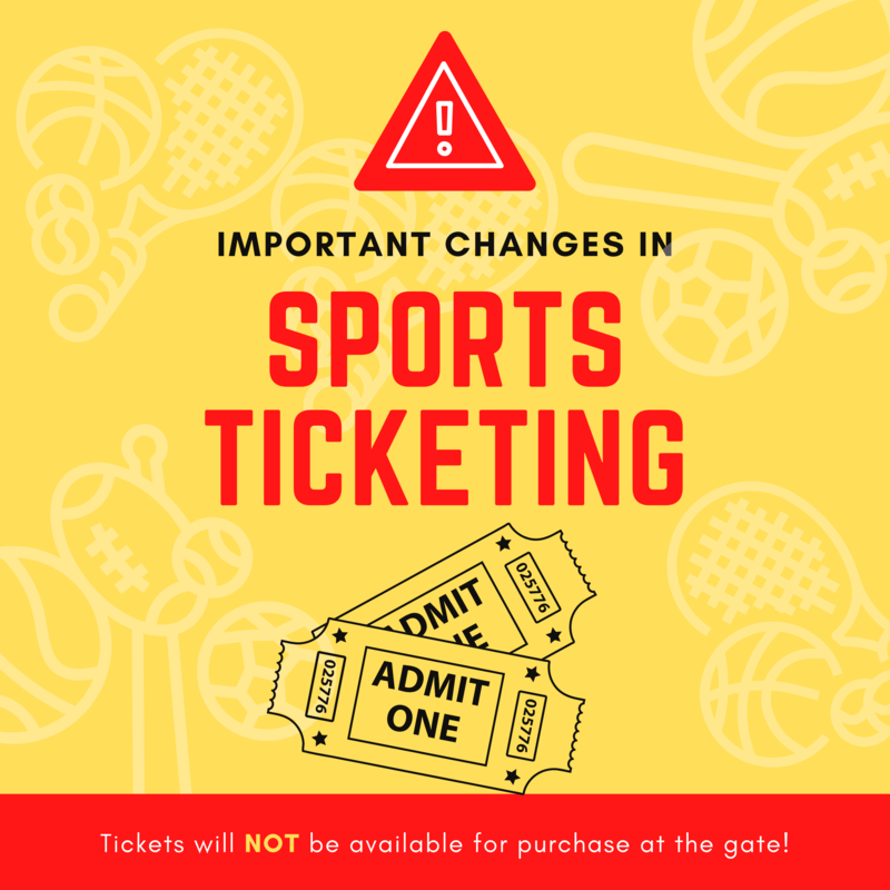 Sports Ticketing Changes