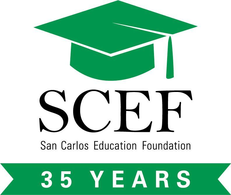San Carlos Education Foundation 35 Years