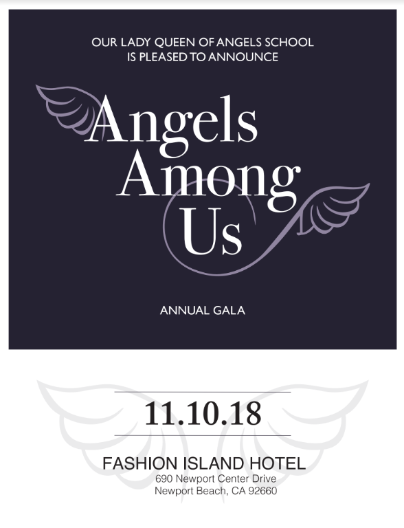 angels auction