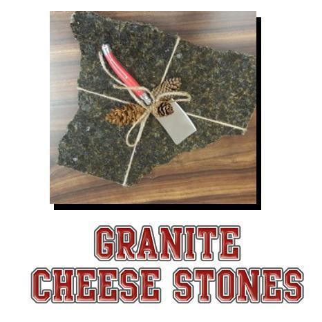 Granite Cheese Stone Logo