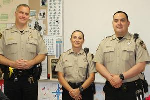 Comal County Sheriff's Officers