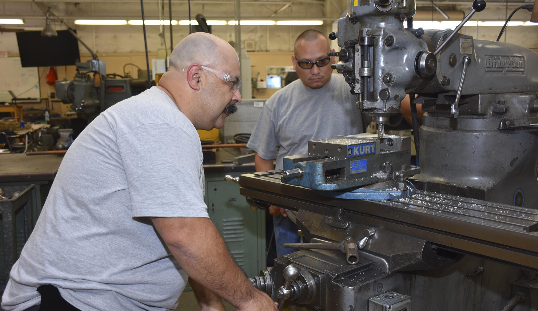 Machinist | Career and Technical Education (CTE)