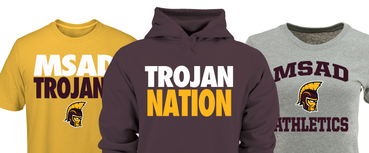 Check out our new MSAD Trojans official online store! Thumbnail Image