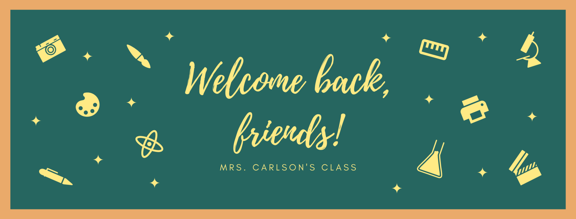 Welcome back, friends!