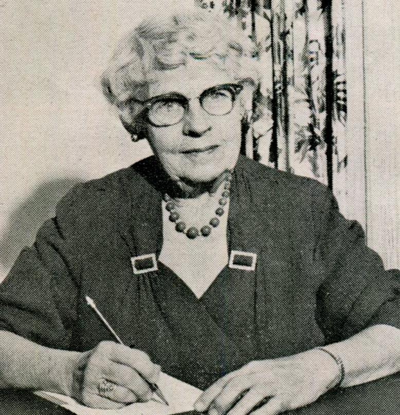 Alice Reiterman after retirement