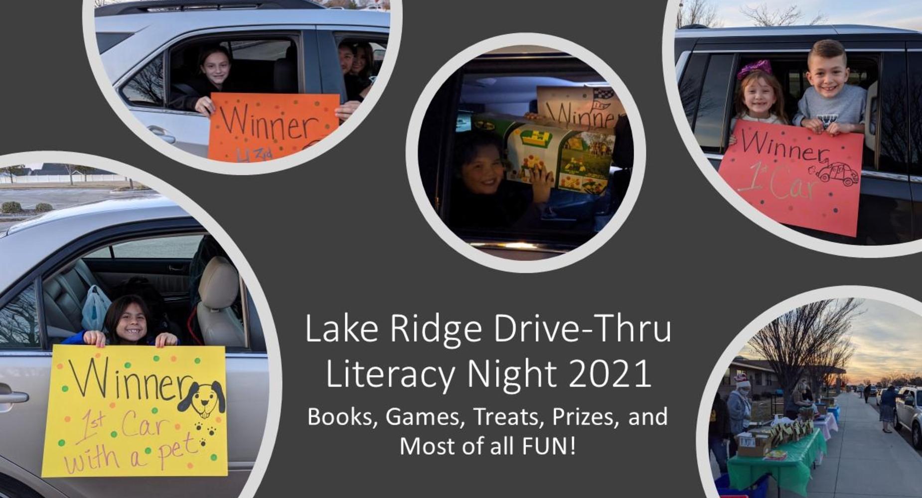 Literacy Night 2021