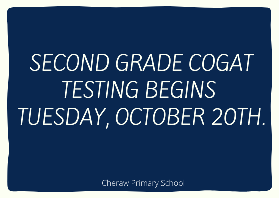 2nd Grade CogAt Testing Featured Photo