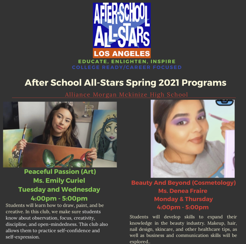 After School All-Stars Program Catalog Thumbnail Image