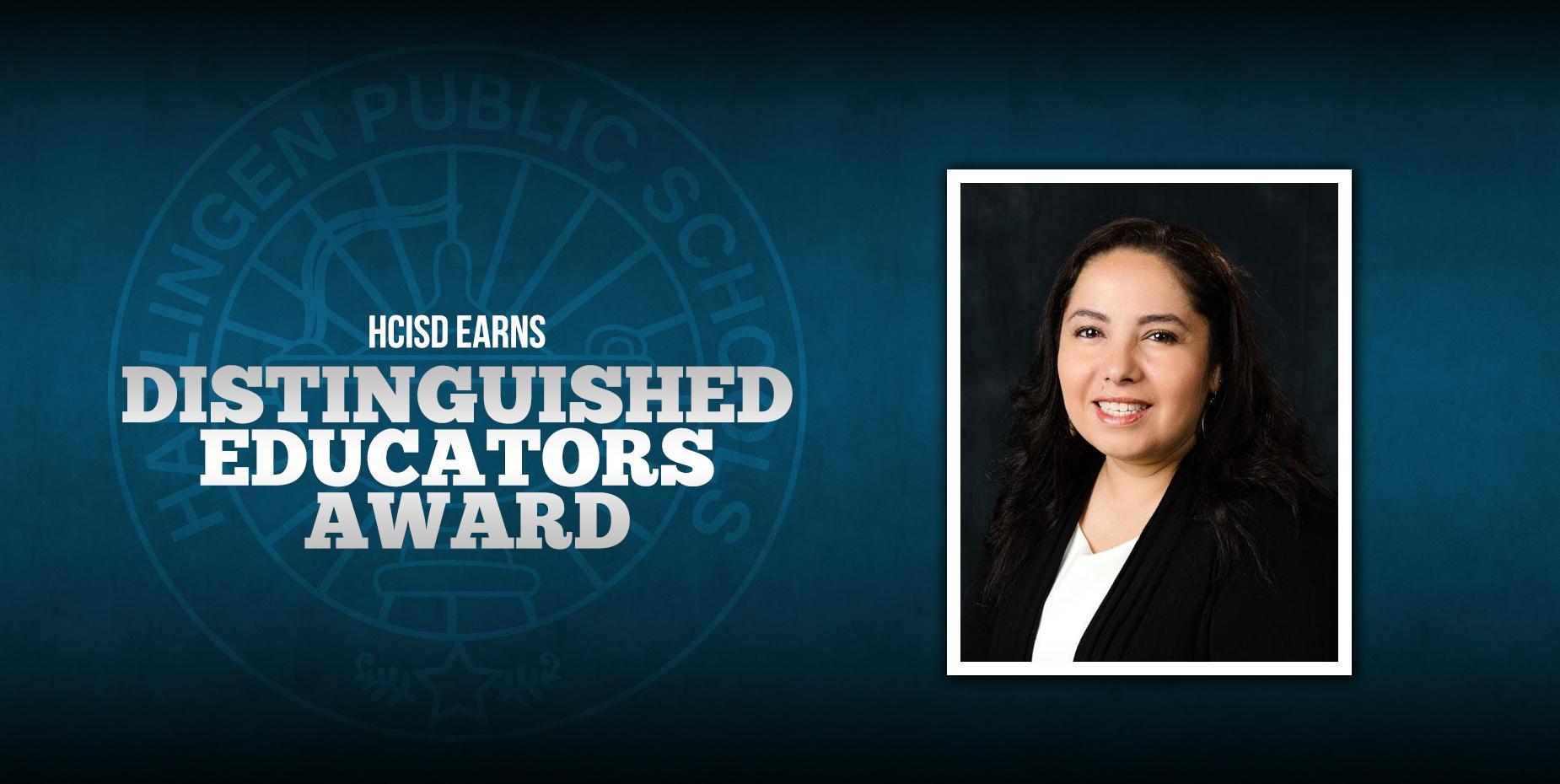 HCISD earns distinguished educators award