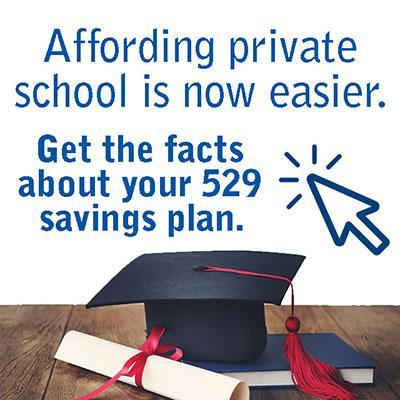 Did you know you can use your College 529 Plan for Private School Tuition? Thumbnail Image