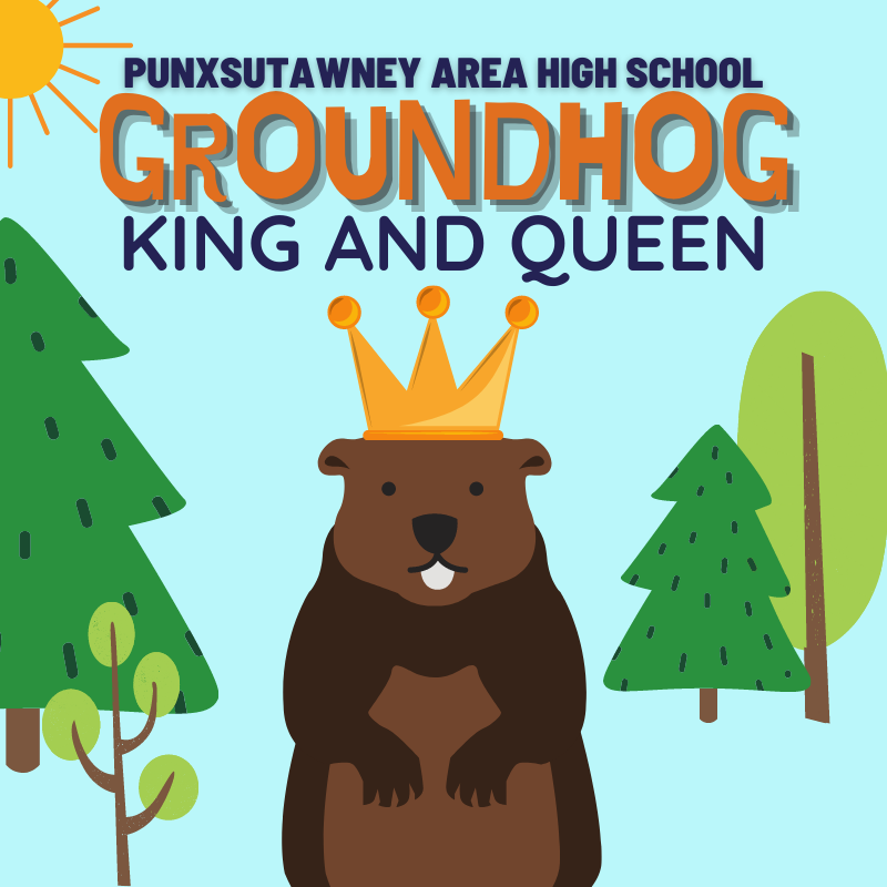 Groundhog King and Queen