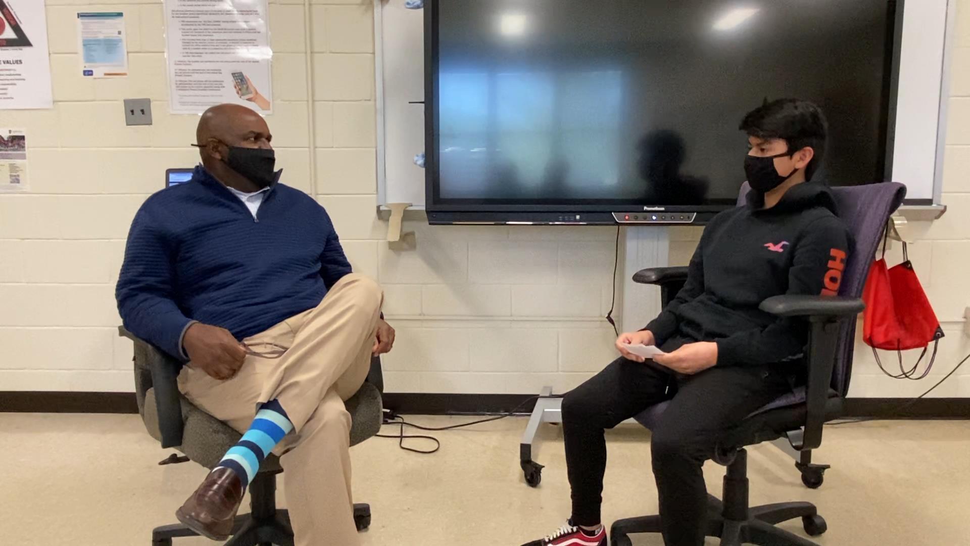 Freeman Interview