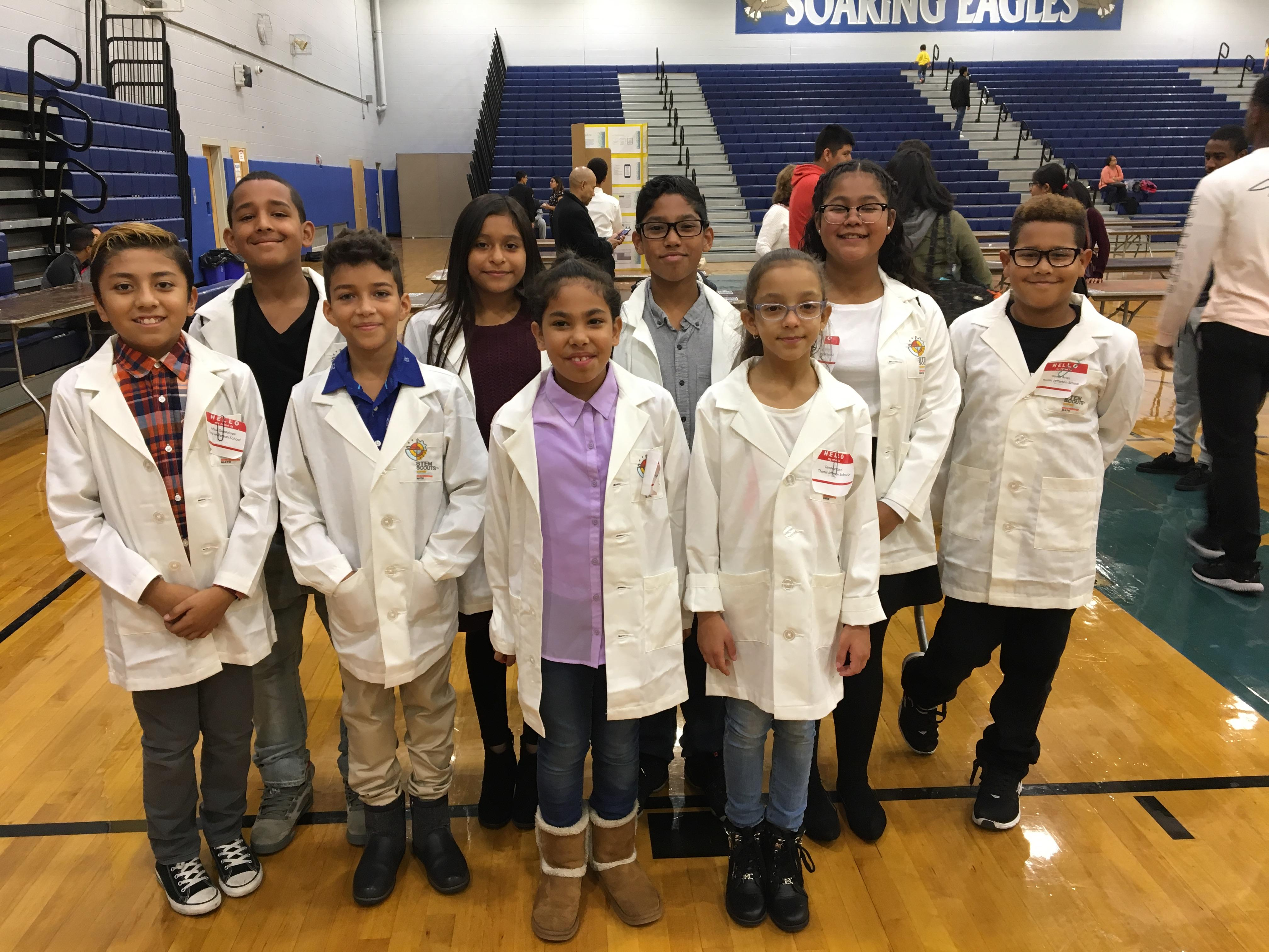 Edison School Science Team