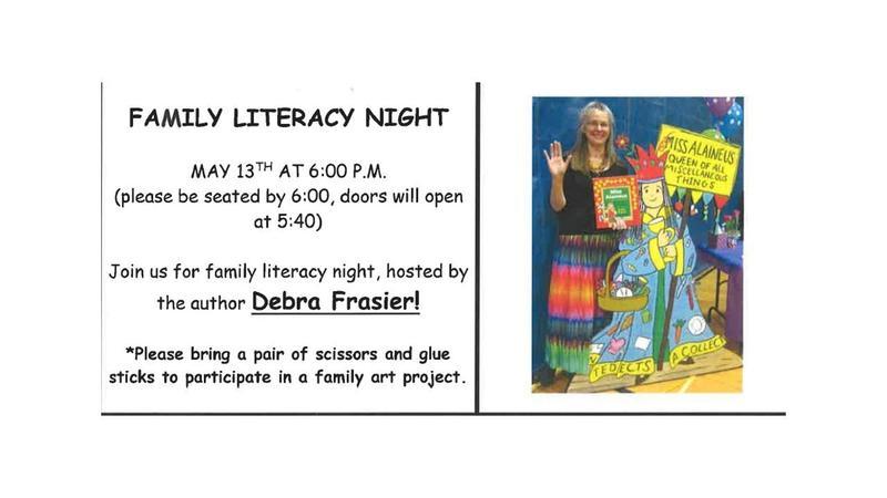 family literacy night