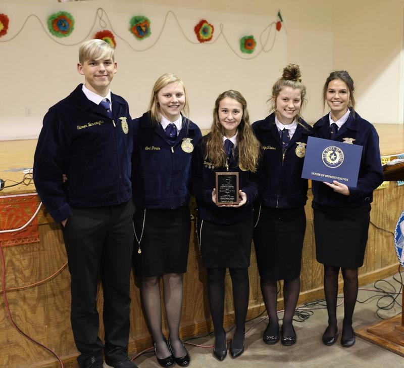 Leon FFA wins Organization of the Year Featured Photo
